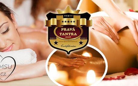 TANTRA masáž pro 1 osobu na 60 minut ve studiu MMSU. Hodinováochutnávka tantryv nejlépe hodnoceném tantrickém studiu v Evropě. Objevte nepoznané, ochutnejte doteky lásky.