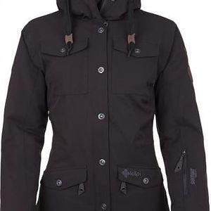 Dámská zimní technická bunda KILPI GEISA-W černá 54