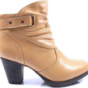 Kotníkové boty NZ3001KH 39