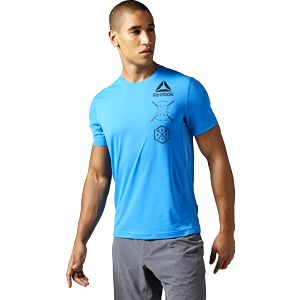 Reebok Activchill Graphic Top XXL