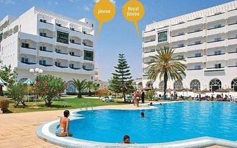 Tunisko - Sousse na 15 dní, all inclusive s dopravou letecky z Prahy