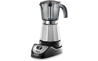 Kávovar DeLonghi EMKM6 černé/stříbrné + Doprava zdarma