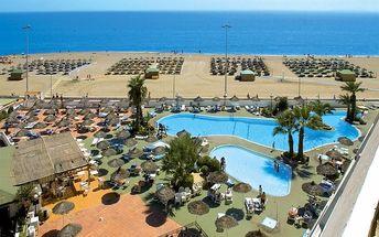 Španělsko - Costa de Almeria na 8 dní, all inclusive s dopravou letecky z Prahy