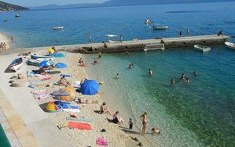 Chorvatsko - Střední Dalmácie na 8 až 15 dní, plná penze nebo polopenze s dopravou vlastní