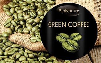 Green Coffee Bean extrakt na hubnutí a detoxikaci organismu 120tbl