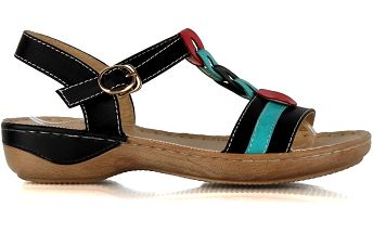 Dámské sandály 6786-1B 39