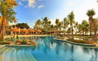 Bali - Kuta Beach na 10 dní, snídaně s dopravou letecky z Prahy