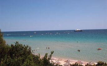 Itálie - Sardinie / Sardegna na 8 dní, plná penze nebo polopenze s nápoji s dopravou vlastní nebo letecky z Prahy