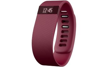 Fitbit Charge, S, burgundy - FB404BYS-EU