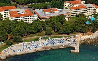 Chorvatsko - Umag na 8 až 11 dní, all inclusive s dopravou autobusem nebo vlastní
