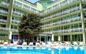 Bulharsko - Slunečné Pobřeží na 8 až 12 dní, light all inclusive s dopravou letecky z Prahy