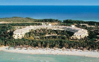 Kuba - Varadero na 8 dní, all inclusive s dopravou letecky z Prahy