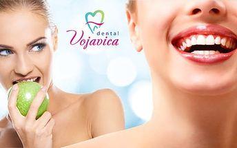 Dentální hygiena včetně metody Air flow