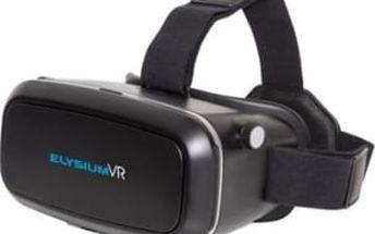 Brýle pro virtuální realitu GoClever Elysium VR (VRELYSB)