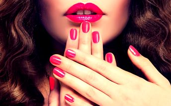 Manikůra pro krásné nehty dle výběru