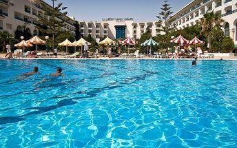 Tunisko - Port El Kantaoui na 8 až 15 dní, all inclusive s dopravou letecky z Prahy