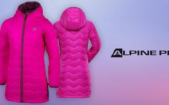 Dětský zateplený kabát Alpine Pro
