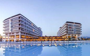 Turecko - Alanya na 12 dní, ultra all inclusive s dopravou letecky ze Sliače