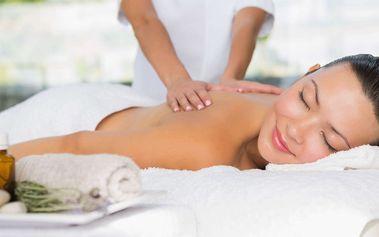 60% sleva na Breussovu masáž + Dornovu metodu ve studiu Bonsoir Wellness