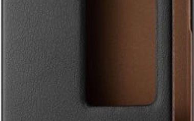 Huawei S-View pouzdro pro P8, černá - 51990825