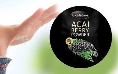 Acai Berry - přírodní všelék 50g