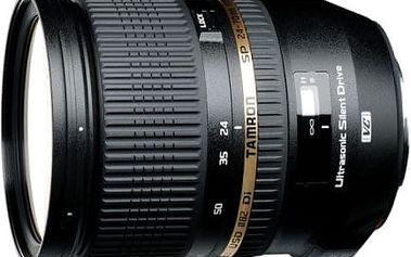 Objektiv Tamron SP 24-70mm F/2.8 Di VC USD pro Nikon (A007 N) černý