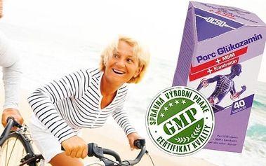 Chrupavka Glukosamin + Kondroitin + MSM - pro ZDRAVÍ KLOUBŮ