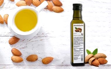 Mandlový olej