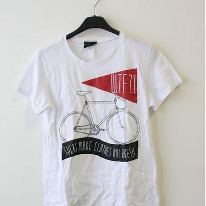Dámské tričko SUCK Clothing - VÝPRODEJ