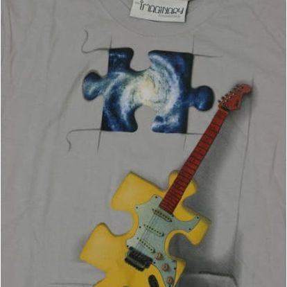 Pánské tričko Imaginary Foundation Rock - VÝPRODEJ