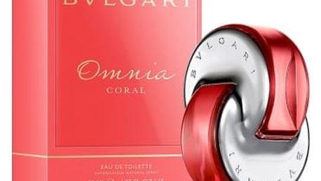 Bvlgari Omnia Coral 65 ml toaletní voda tester pro ženy