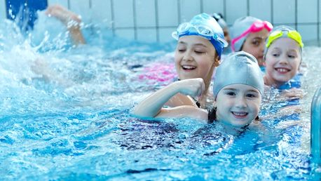 4měsíční kurzy plavání pro děti na Zeleném pruhu