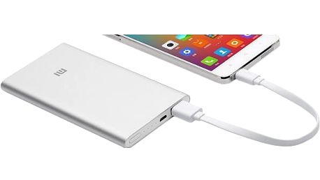 Xiaomi NDY-02-AM PowerBank 5000mAh Silver (EU Blister)