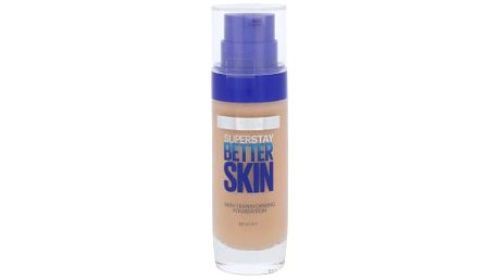 Maybelline Superstay Better Skin SPF20 30 ml makeup pro ženy 010 Ivory