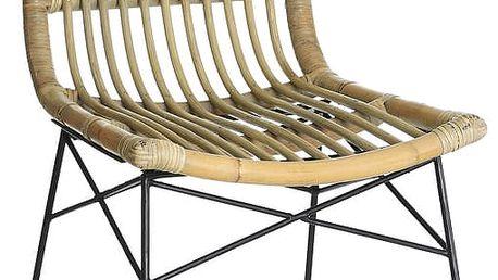 Ratanová židle Ixia Natural