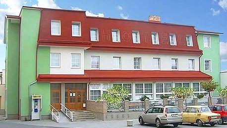 3–6denní pobyt pro 2 osoby s polopenzí v hotelu Alf*** v jižních Čechách