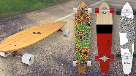 Longboardy kalifornské značky Street Surfing