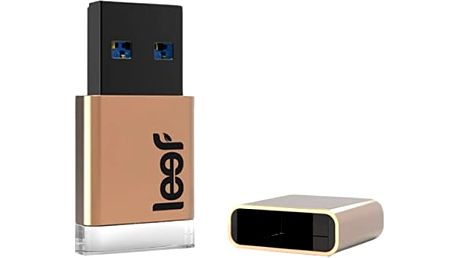 Leef USB 32GB Magnet Copper 3.0 black