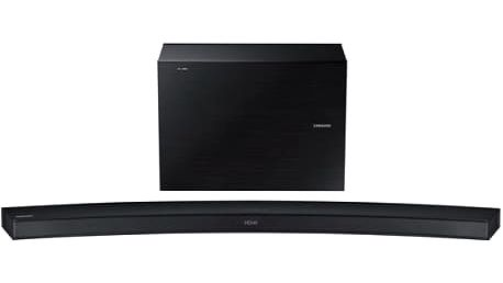 Soundbar Samsung HW-J6000R černý