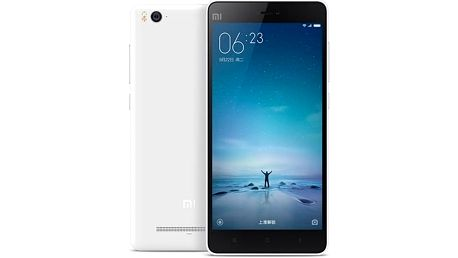 Mobilní telefon Xiaomi Mi4C 32 GB (472222) bílý