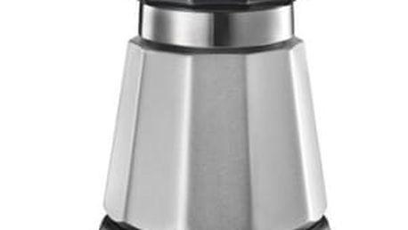 Kávovar DeLonghi EMKM6 černé/stříbrné