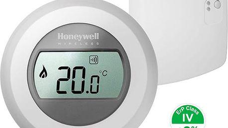 Honeywell Evohome Round T87RF2025, termostat + releový modul BDR91, +2% ErP 4 - Y87RF2024
