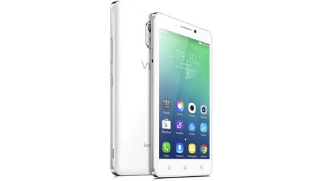 Mobilní telefon Lenovo P1m Single SIM (PA1G0055CZ ) bílý