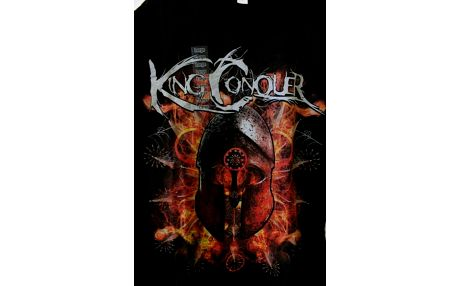 Pánské tričko King Conquer - VÝPRODEJ