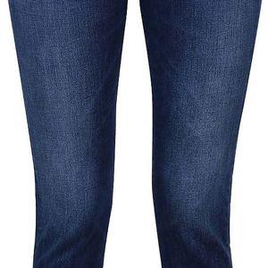 Modré dámské slim fit džíny Pepe Jeans Soho