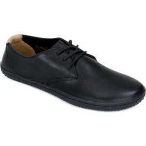 Vivobarefoot Ra II M Leather Black/Hide 43