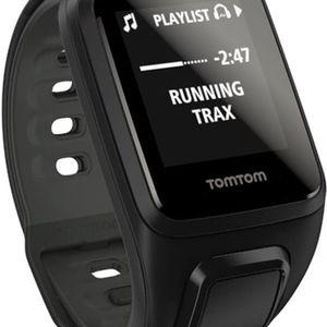 TOMTOM Spark Fitness Cardio + Music (S), černá - 1RFM.003.03