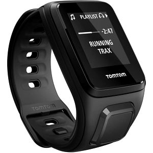 TOMTOM Spark Fitness (S), černá - 1RE0.002.03