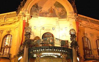 Vstupenka na charitativní koncert ve Smetanově síni - Mozart & Vivaldi in Municipal House.