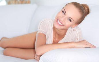 40min. neinvazivní liposukce nebo 60min. liftingové ošetření obličeje, krku a dekoltu